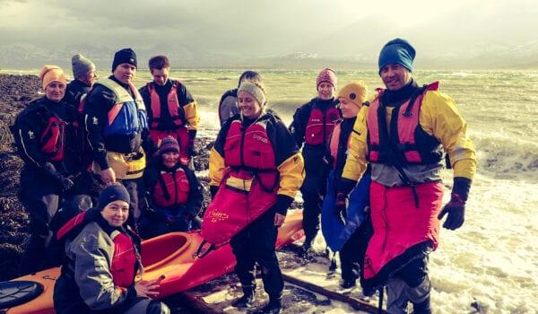 Padlekurs i Tromsø